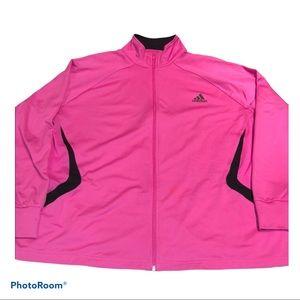 Adidas Climalite Full Zipper Jacket